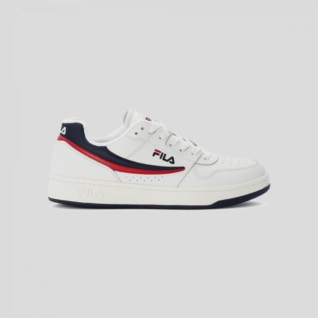 Fila Arcade Low Men white-navy-red