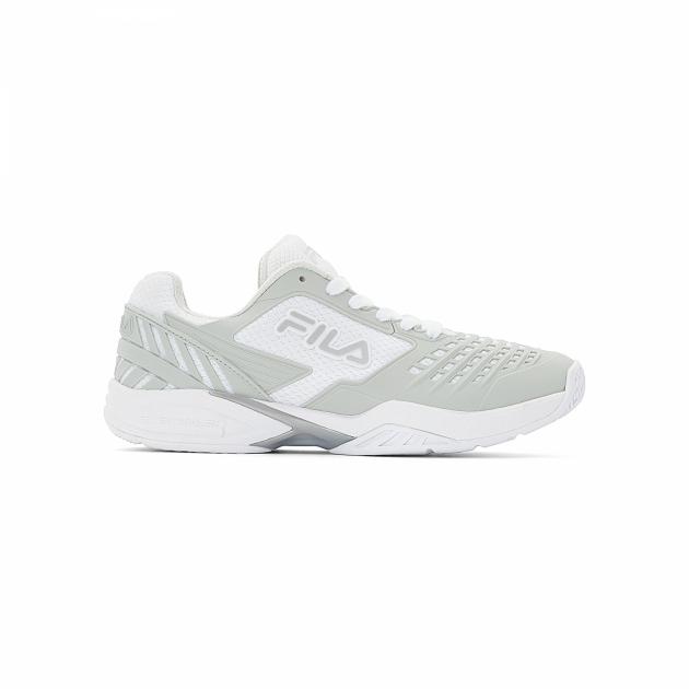 Fila Axilus 2 Energized Tennis Shoe Wmn white-silver