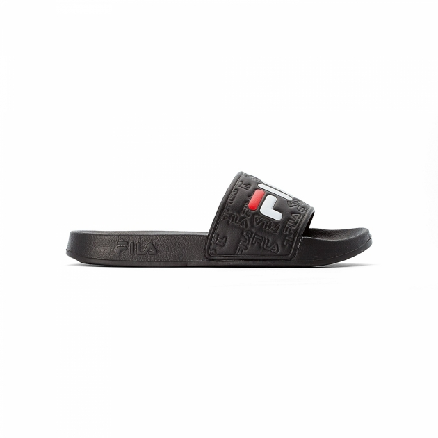 Fila Boardwalk Slipper Men black