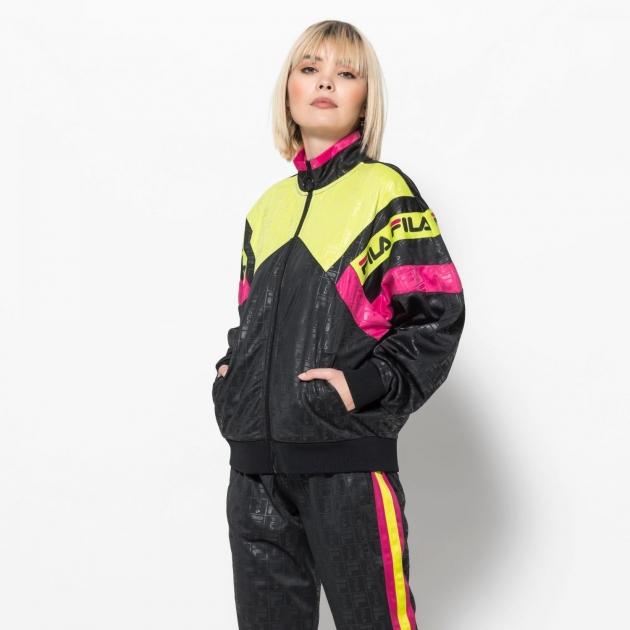 Fila Casandra Color Block Track Jacket