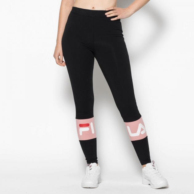 Fila Dina Back Seam Leggings