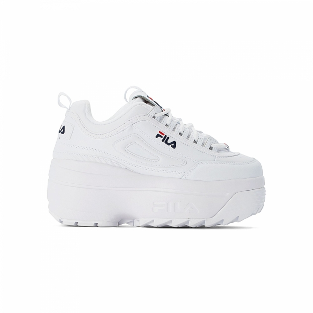 Fila Disruptor II Wedge Wmn white