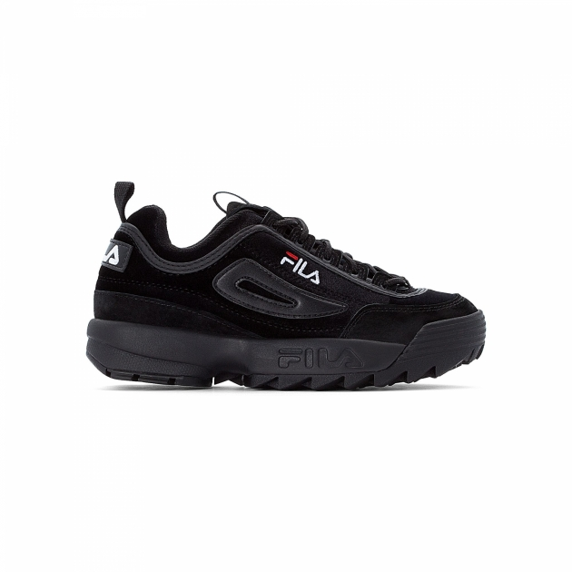Fila Disruptor Low Velvet Wmn black