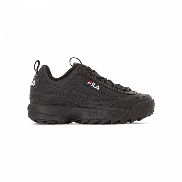 Fila Disruptor Low Wmn all black