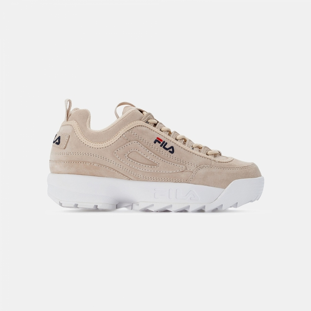 Fila Disruptor S Low Wmn whitecap-gray