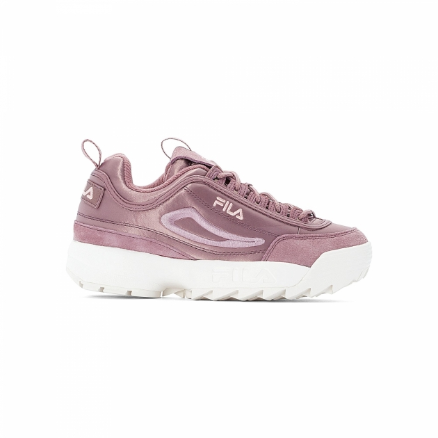 Fila Disruptor Satin Low Wmn ash-rose