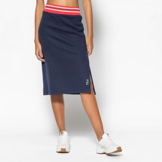 Fila Hannah Skirt With Stripped Waist