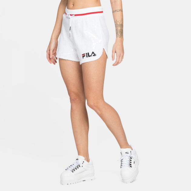 Fila Kiku Sequin Short