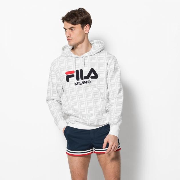Fila Milan Fashion Week Hoodie