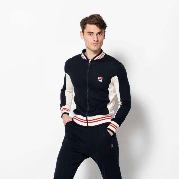 Fila Milan Fashion Week Stadium JKT Sweater