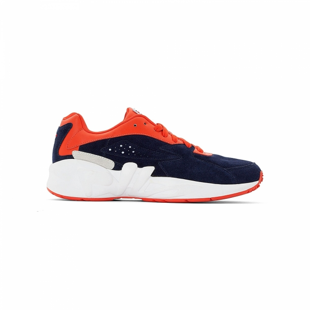 Fila Mindblower Men cherry-navy-white