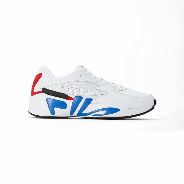 Fila Mindblower Men white-electric-blue