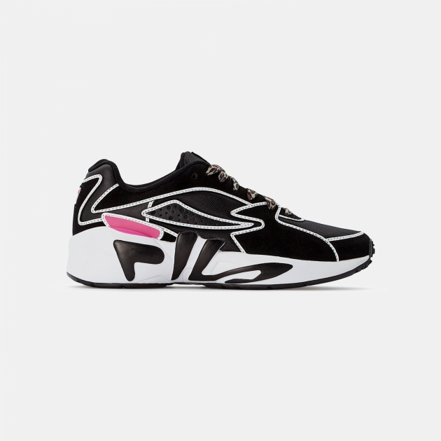 Fila Mindblower Wmn black-white