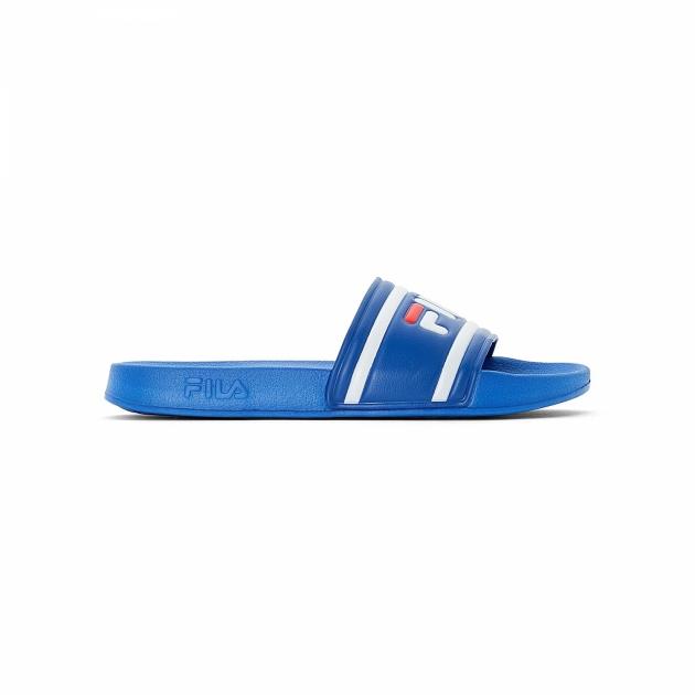 Fila Morro Bay Slipper Men electric-blue