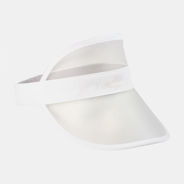 Fila Plastic Visor white