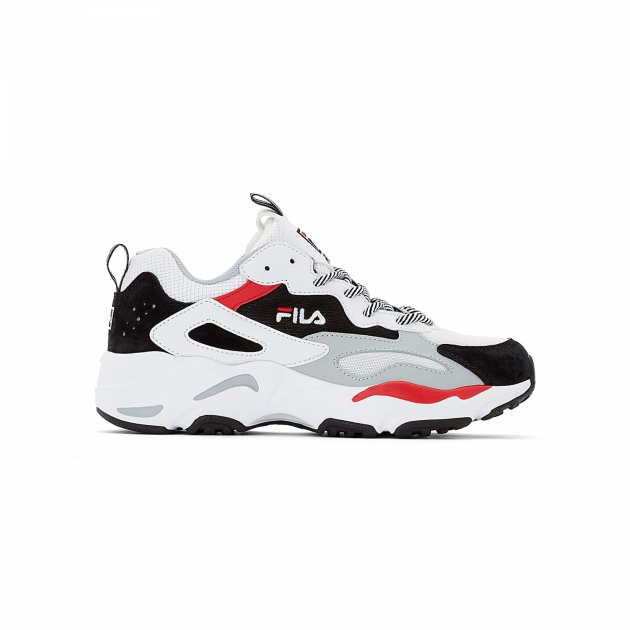 Fila Ray Tracer Wmn white-black-high rise