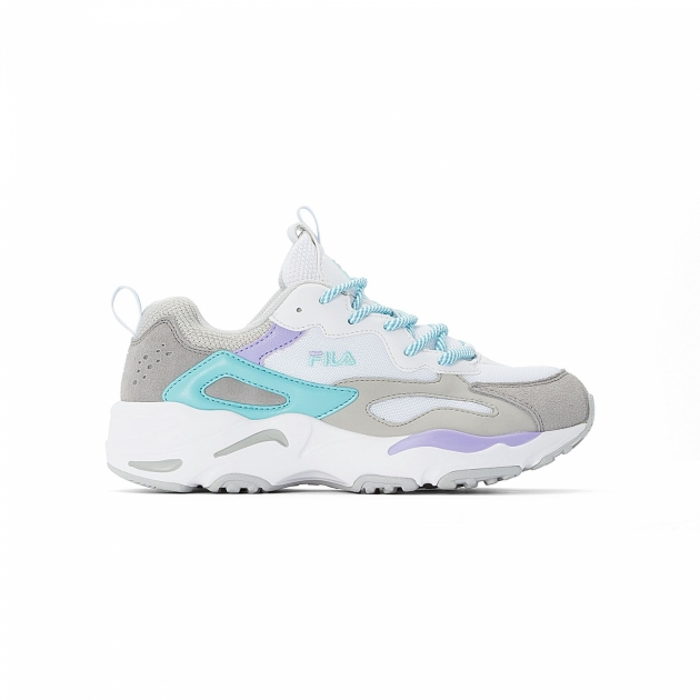 Fila Ray Tracer Wmn white-violet-blue