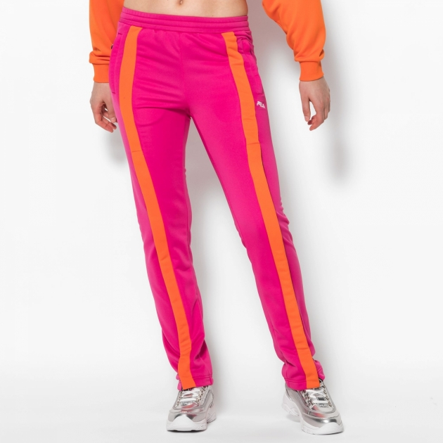 Fila Sachika Track Pants Overlength