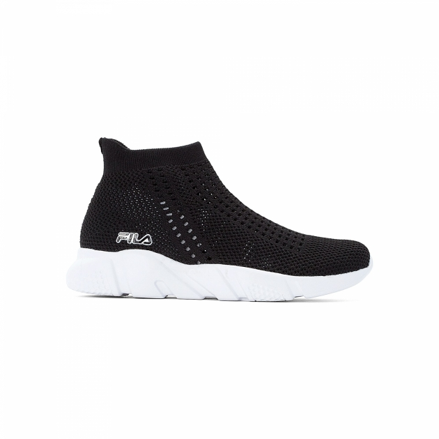 Fila Solarwave High Wmn black