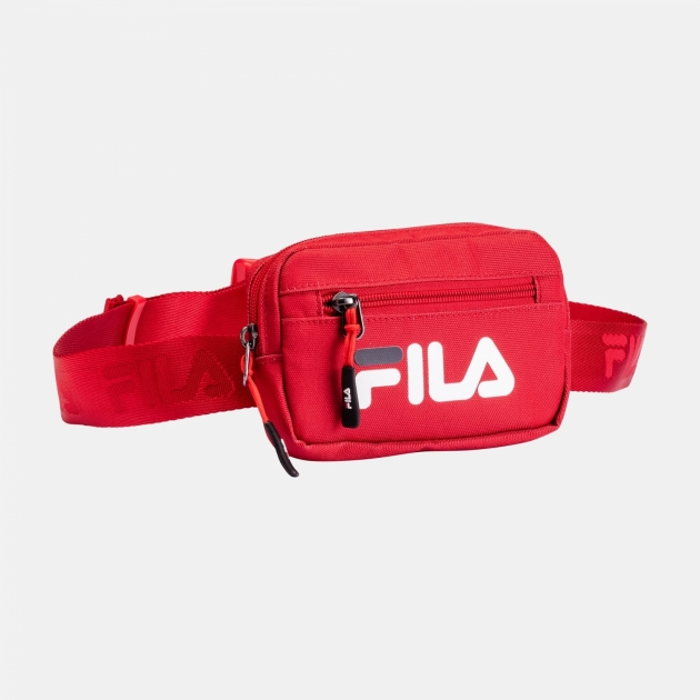 Fila Sporty Belt Bag red