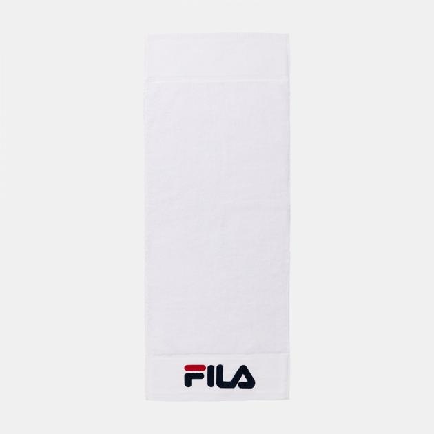Fila Towel Logo Small white