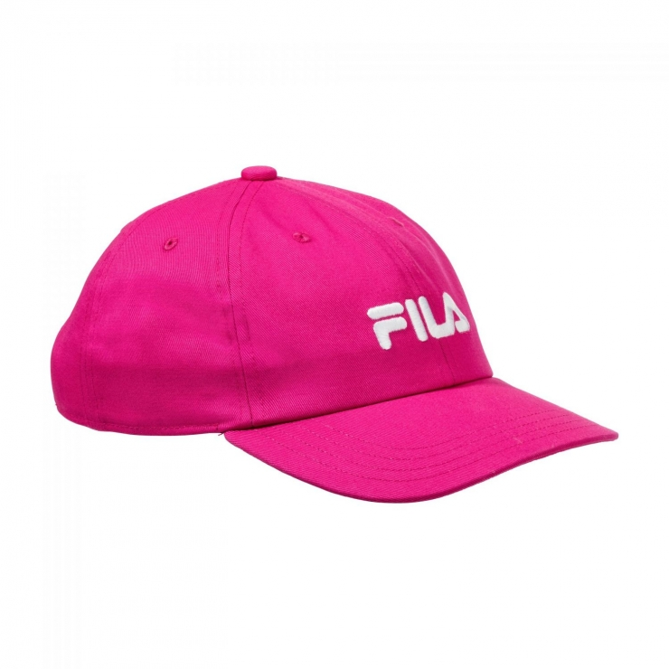 Cap Linear Logo Kids - pink   FILA Official