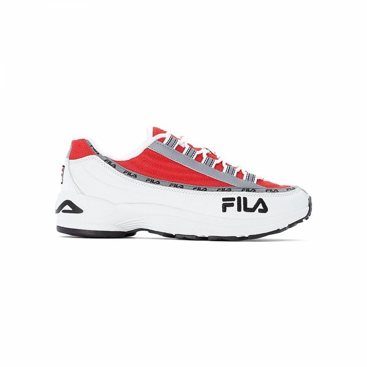 Fila DSTR97 Men red-white - white red