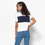Fila Allison Tee white-black-iris Bild 2