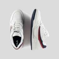 Fila Arcade Low Men white-navy-red Bild 2