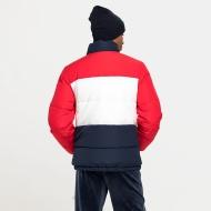 Fila Avventura Puff Jacket navy-white-red Bild 2