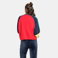 Fila Bane Blocked Crewsweat red Bild 2