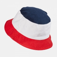 Fila Blocked Bucket Hat navy-white-red Bild 2