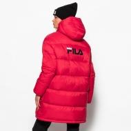 Fila Bronwen Puff Hood Jacket red Bild 2