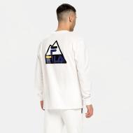 Fila Cicero Long Sleeve Shirt blanc-de-blanc Bild 2