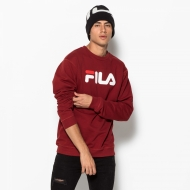 Fila Classic Pure Crew Sweat merlot-red Bild 2
