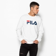 Fila Classic Pure Long Sleeve Shirt white Bild 2