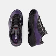 Fila D-Formation Wmn purple-black Bild 2