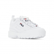 Fila Disruptor Low Wmn white Bild 2