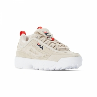 Fila Disruptor S Low Wmn turtledove-beige Bild 2