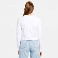 Fila Ece Cropped Longsleeve Shirt white Bild 2