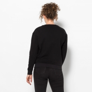 Fila Effie Crew Sweat black Bild 2