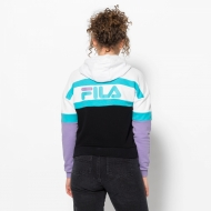 Fila Ella Hoody white-violet-blue Bild 2