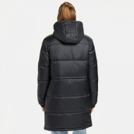 Fila Embla Long Hooded Puff Jacket black Bild 2