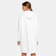 Fila Felice Oversized Hoody Dress blanc-de-blanc Bild 2