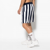 Fila Grid Printed Stripe Velour Short Bild 2