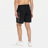 Fila Jani Striped Sporty Shorts black Bild 2