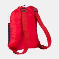 Fila Kids Backpack Soft Drawstring black-iris-red-white Bild 2