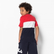 Fila Kids Classic Day Blocked Tee Bild 2