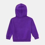 Fila Kids Classic Logo Hoody tillandsia-purple Bild 2