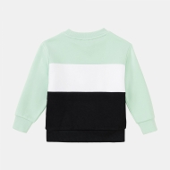 Fila Kids Night Blocked Crew mist-green Bild 2
